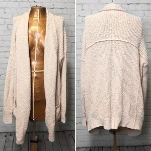 Abercrombie & Fitch Oversized Slouchy Cardigan EUC